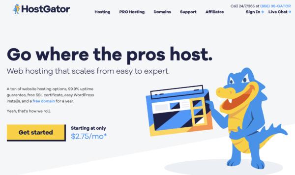 HostGator Home